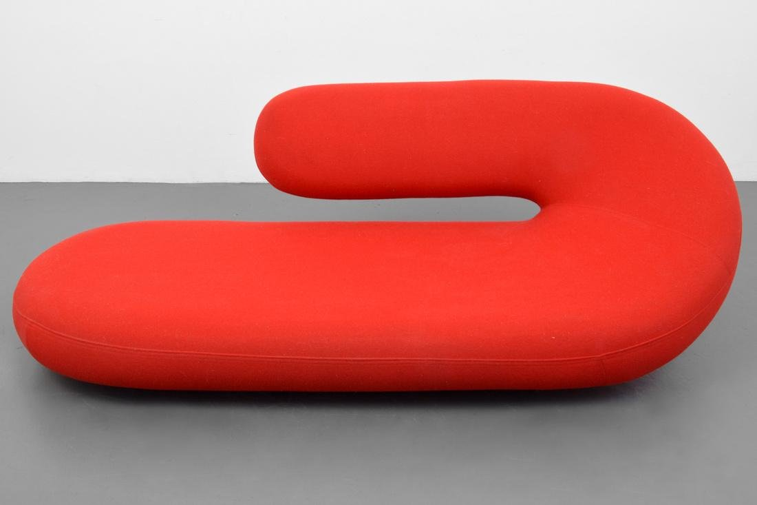 Geoffrey Harcourt CLEOPATRA Lounge Chair - 6