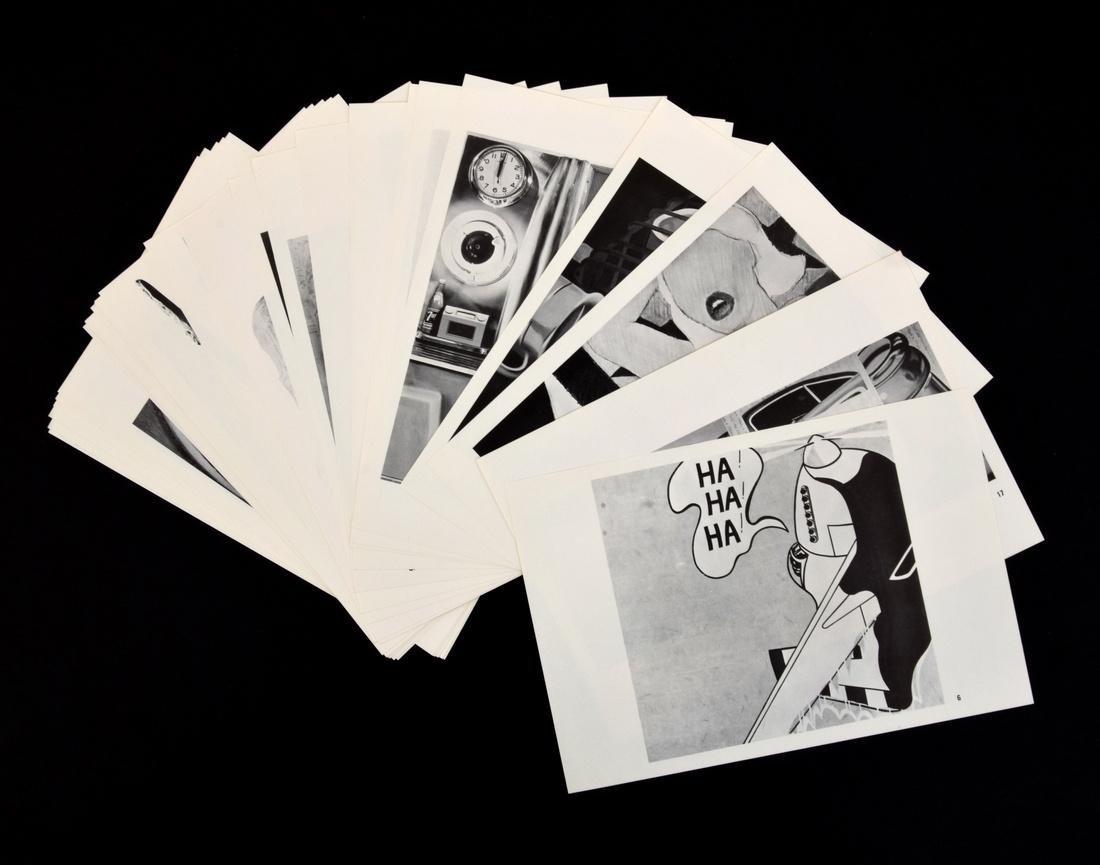 POP ART ONE Fold Out Book/Portfolio - 5