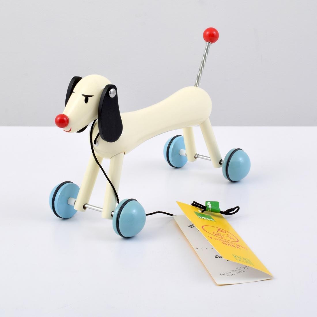 Yoshitomo Nara Pull Toy