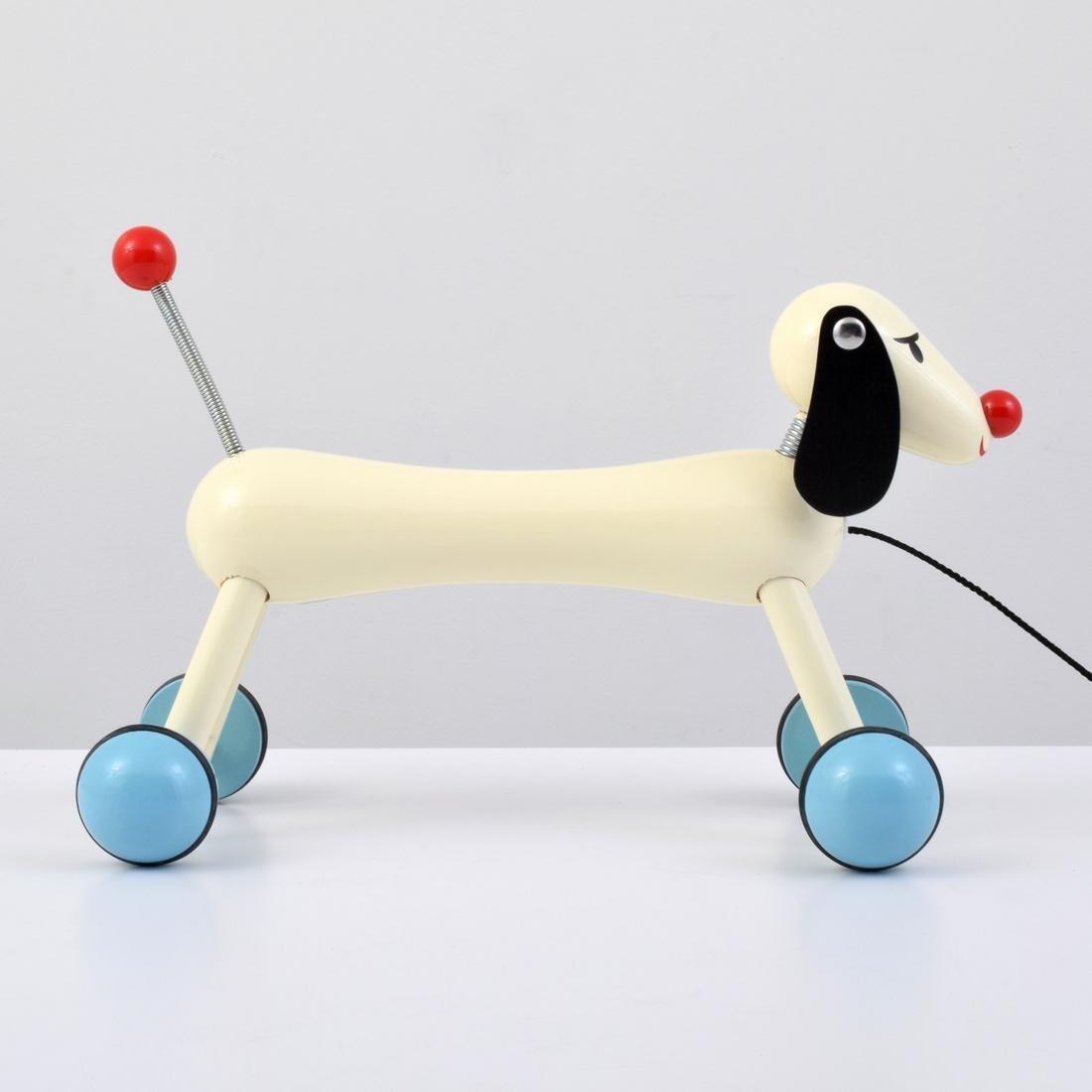 Yoshitomo Nara Pull Toy - 4