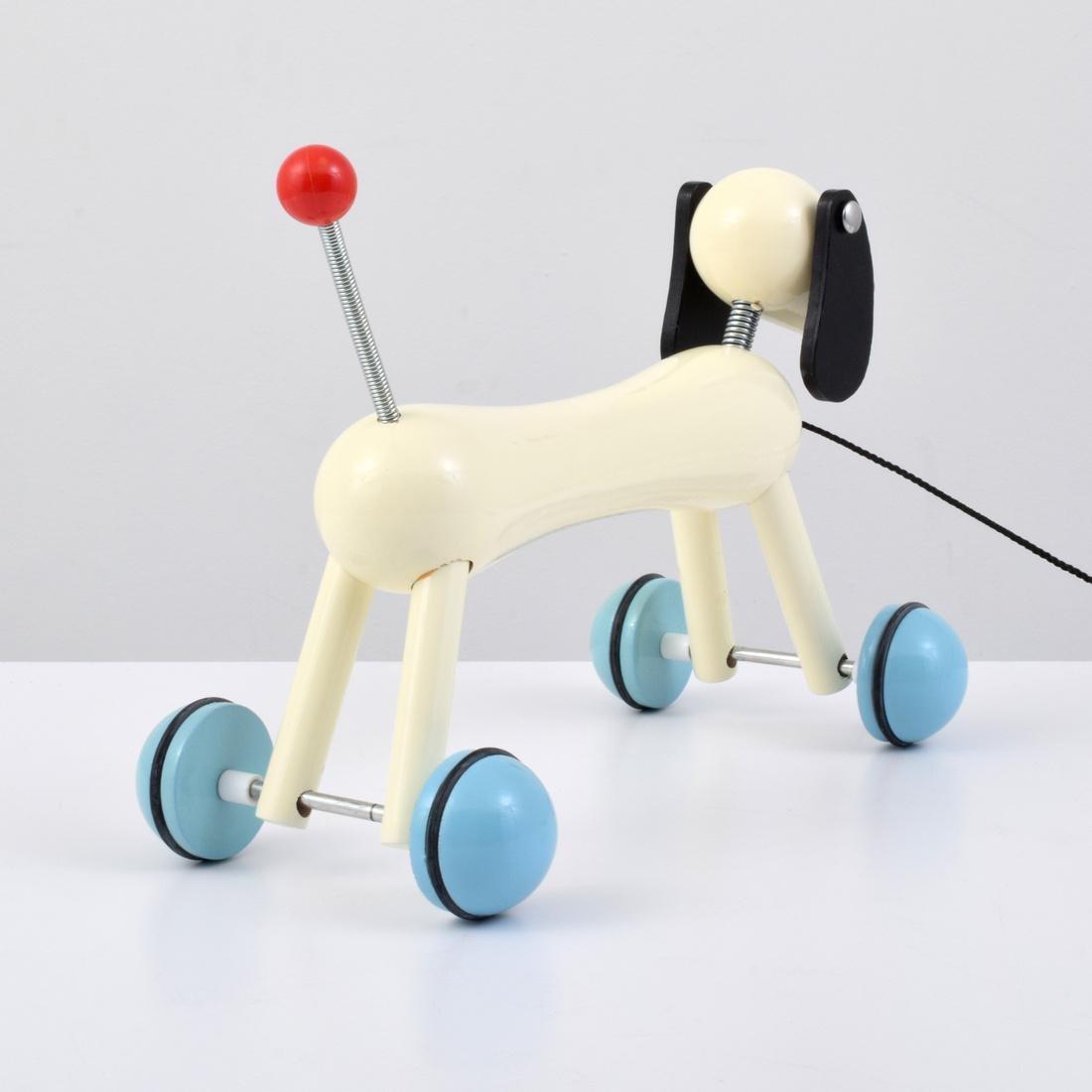 Yoshitomo Nara Pull Toy - 5