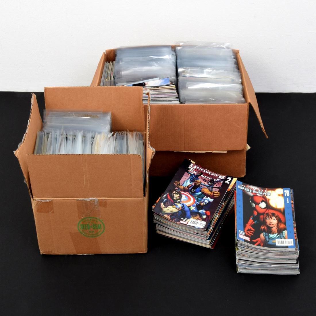 MARVEL COMICS Lot of 850+ Issues