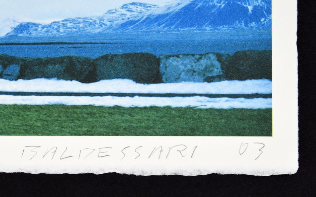 John Baldessari OVERLAP Lithograph, Signed Edition - 4