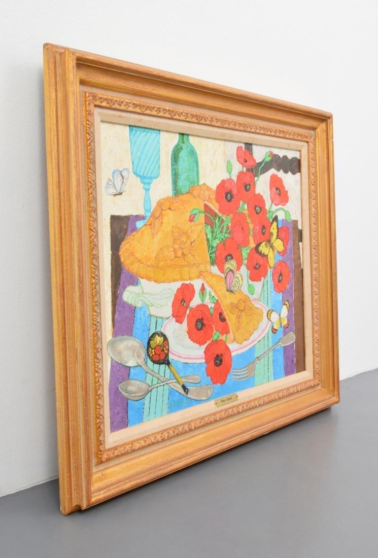 Fred Jessup Painting, Original Work - 4