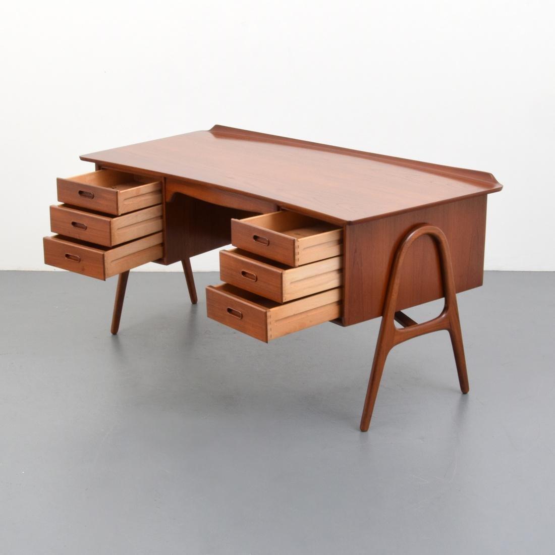Svend Aage Madsen Desk - 3