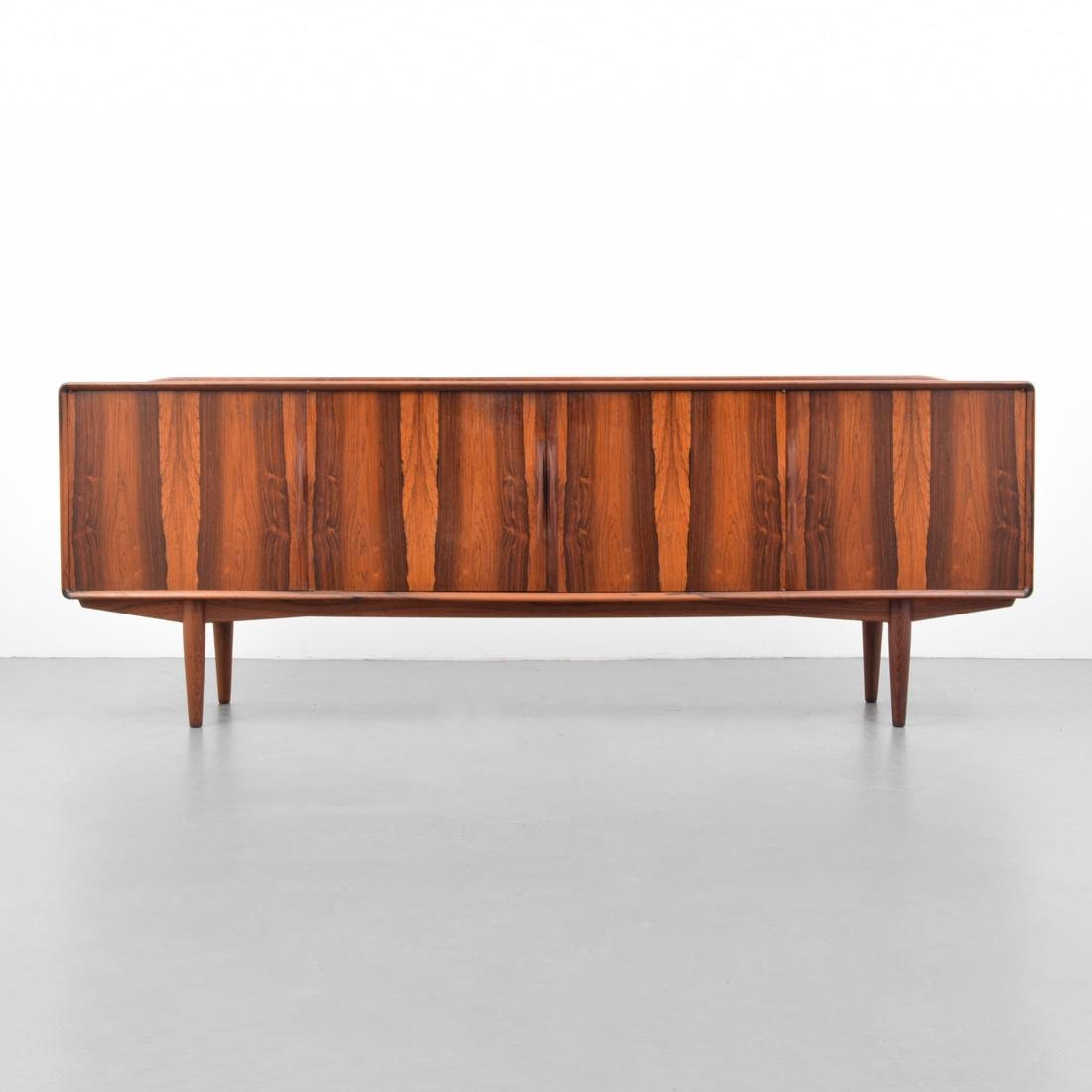 Large Gustav Bahus Rosewood Cabinet