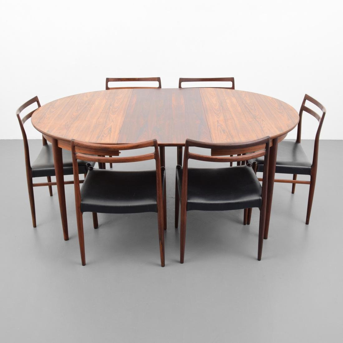 Gustav Bahus Rosewood Dining Table - 9