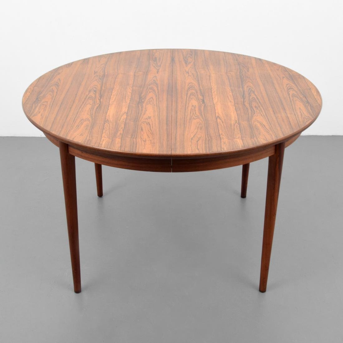 Gustav Bahus Rosewood Dining Table