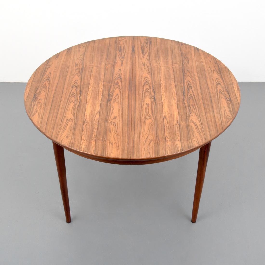 Gustav Bahus Rosewood Dining Table - 6