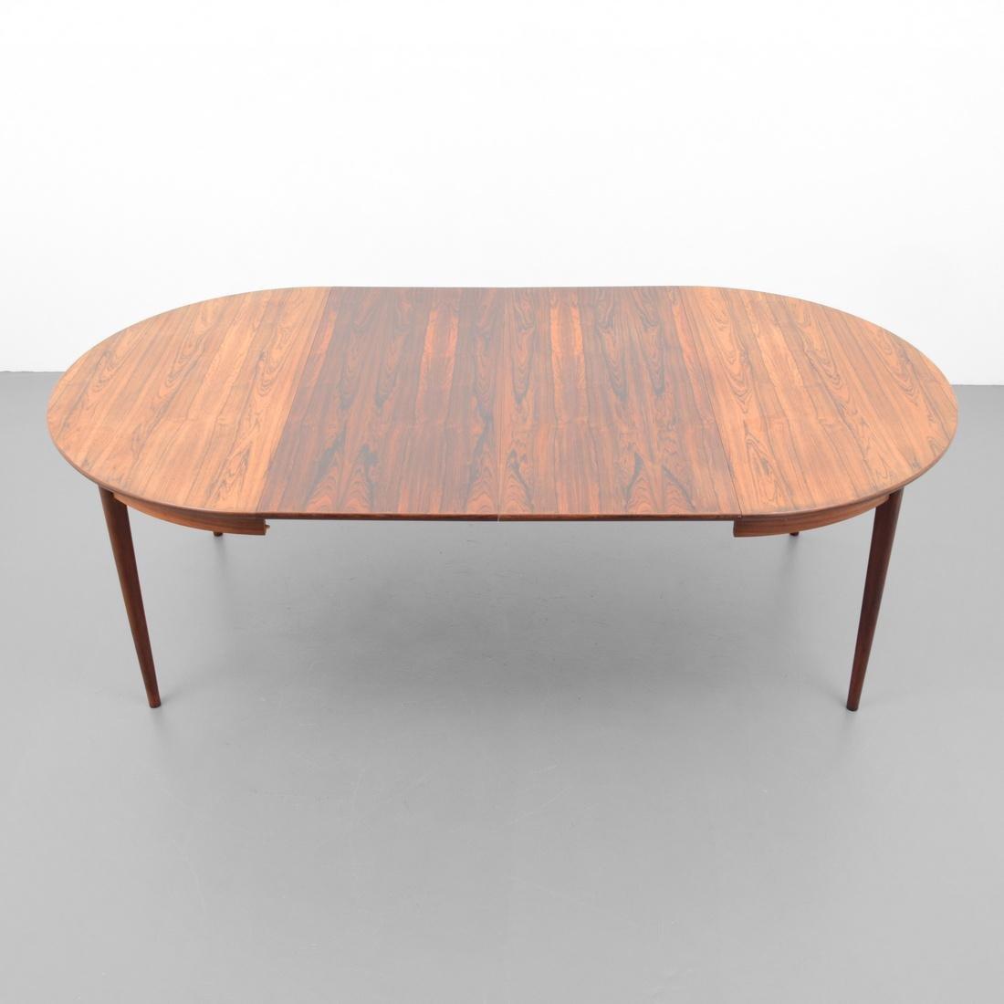 Gustav Bahus Rosewood Dining Table - 8