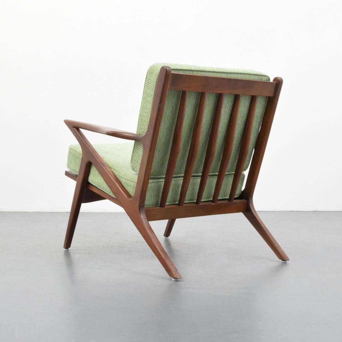 Poul Jensen Z Lounge Chair
