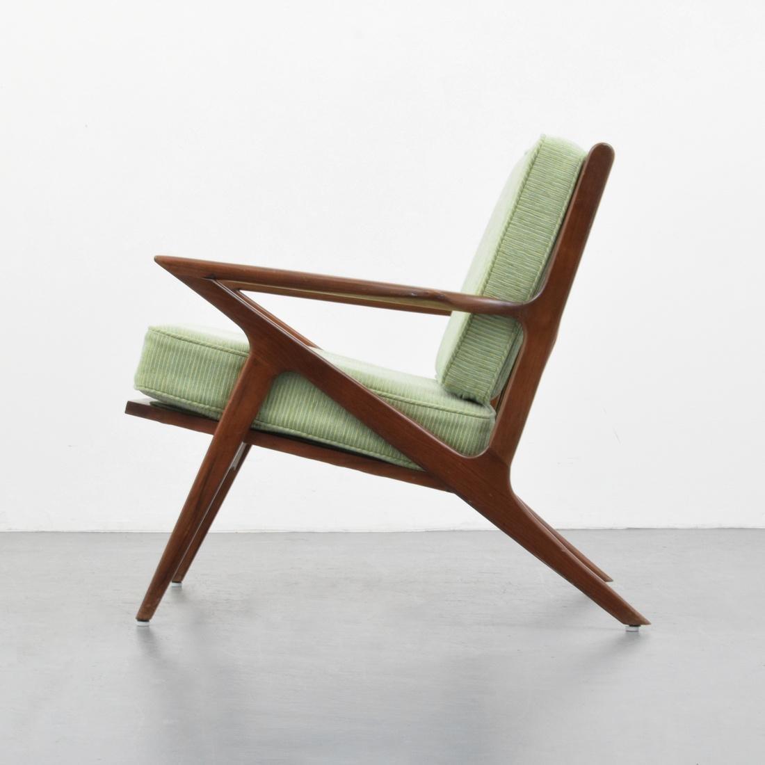 Poul Jensen Z Lounge Chair - 5