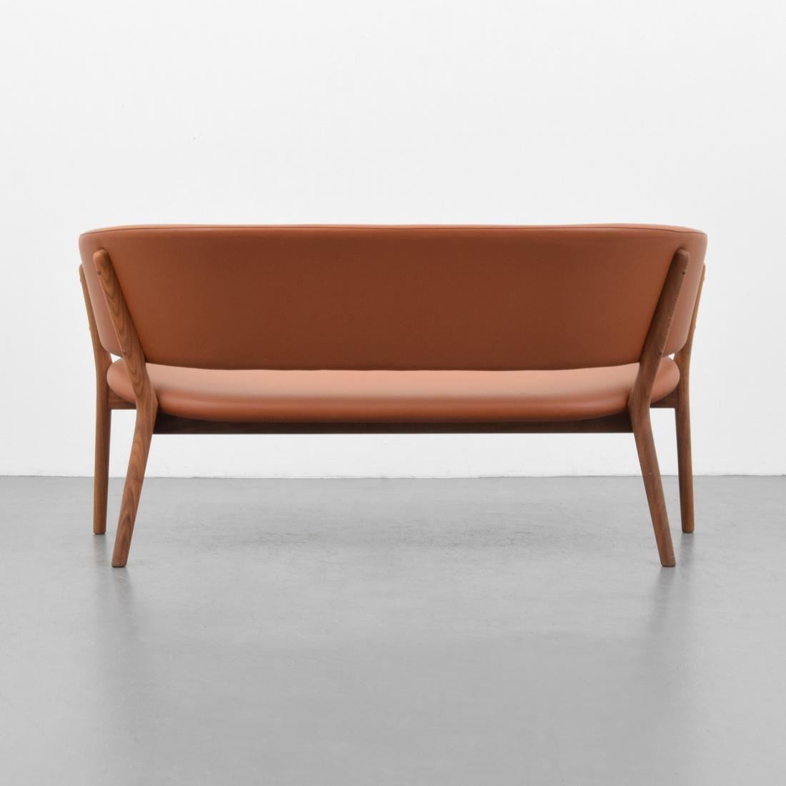 Nanna & Jorgen Ditzel Leather Sofa - 3