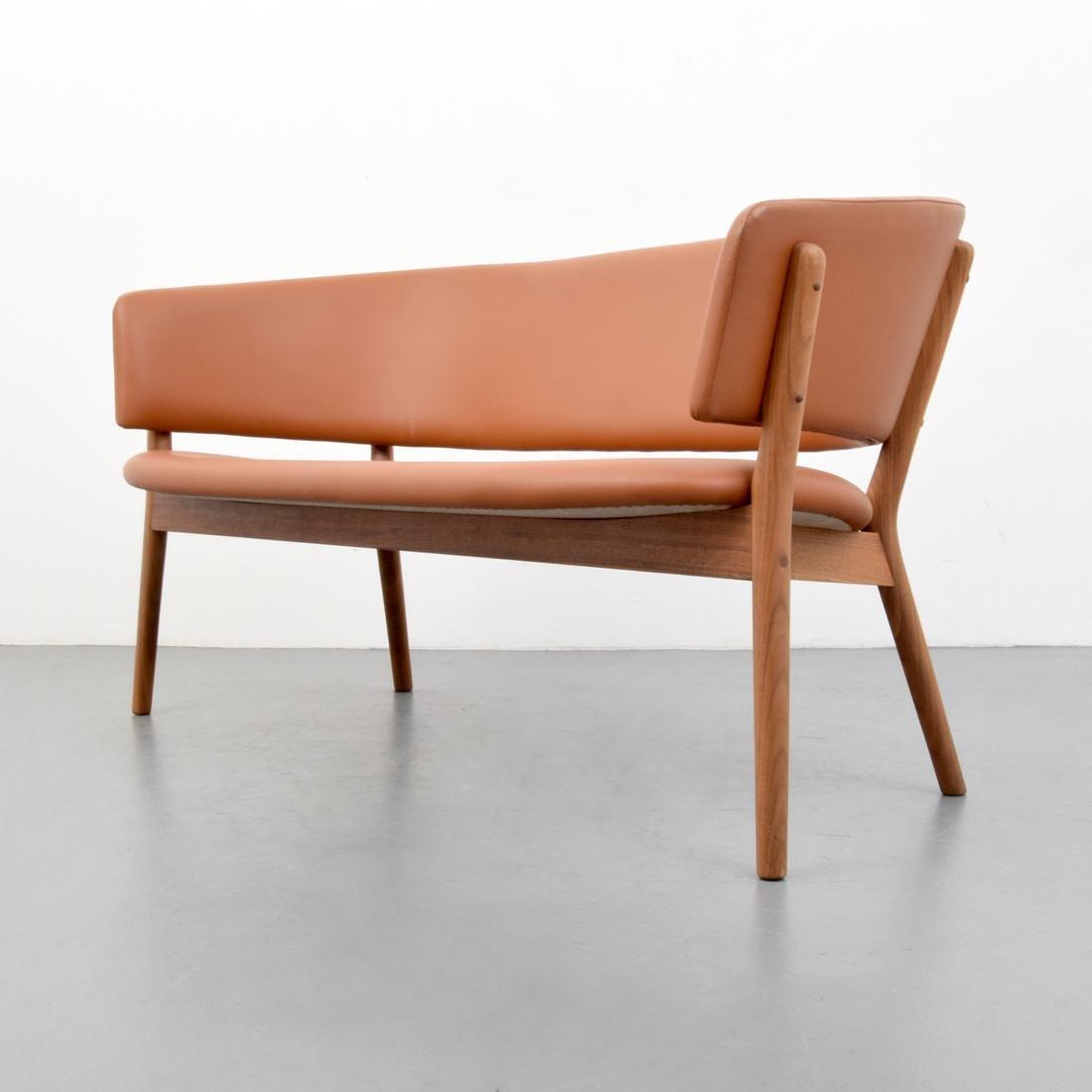 Nanna & Jorgen Ditzel Leather Sofa - 5