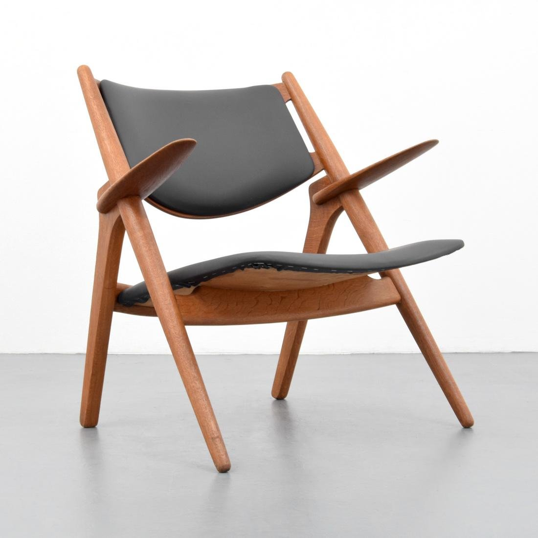 Hans Wegner SAWBUCK Arm Chair