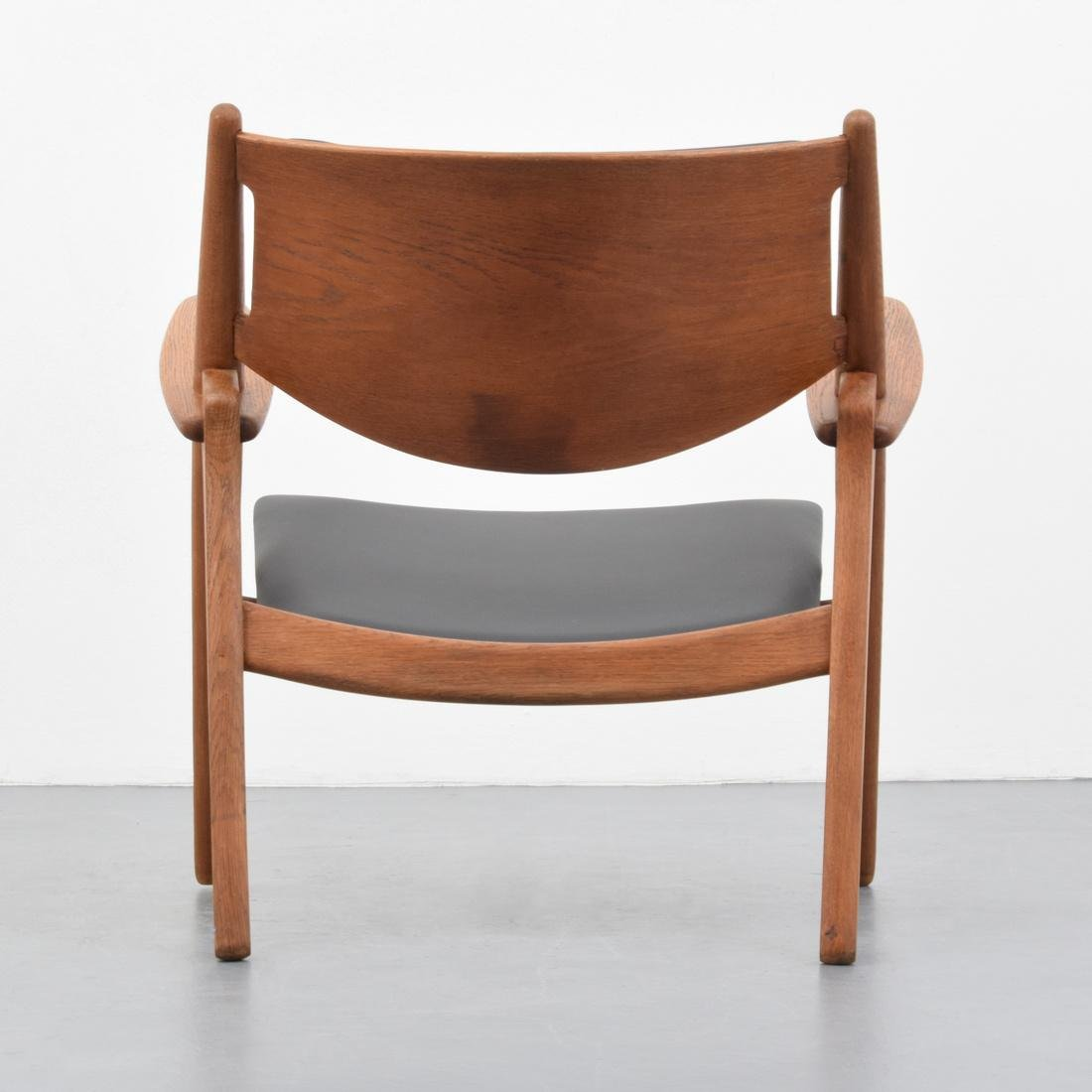 Hans Wegner SAWBUCK Arm Chair - 3