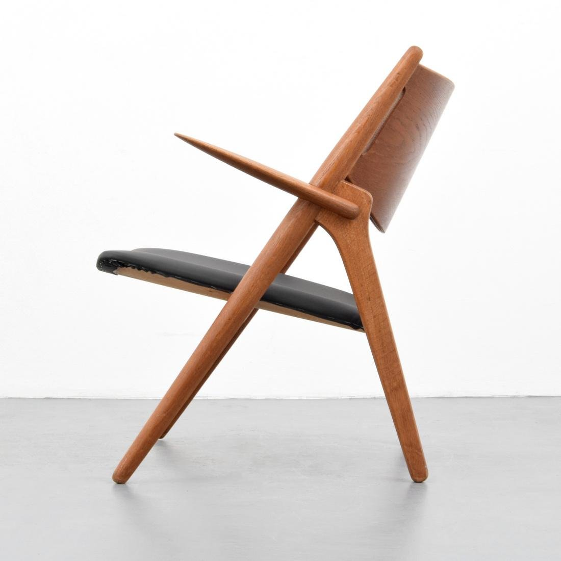 Hans Wegner SAWBUCK Arm Chair - 5