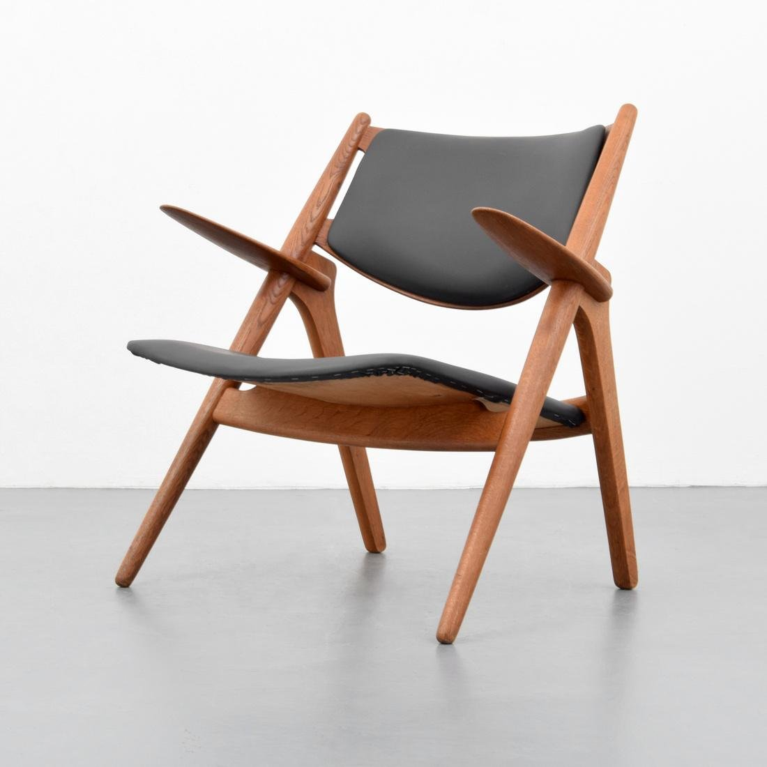 Hans Wegner SAWBUCK Arm Chair - 6