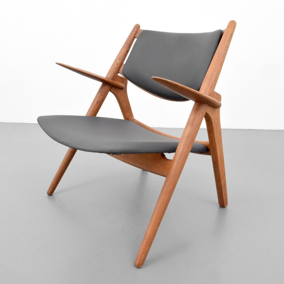 Hans Wegner SAWBUCK Arm Chair - 7