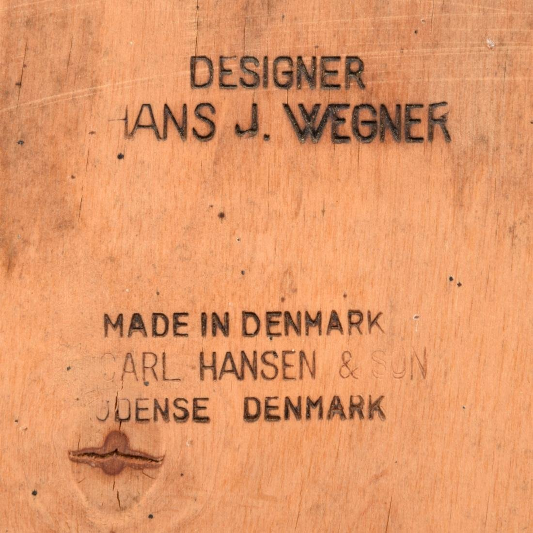 Hans Wegner SAWBUCK Arm Chair - 8
