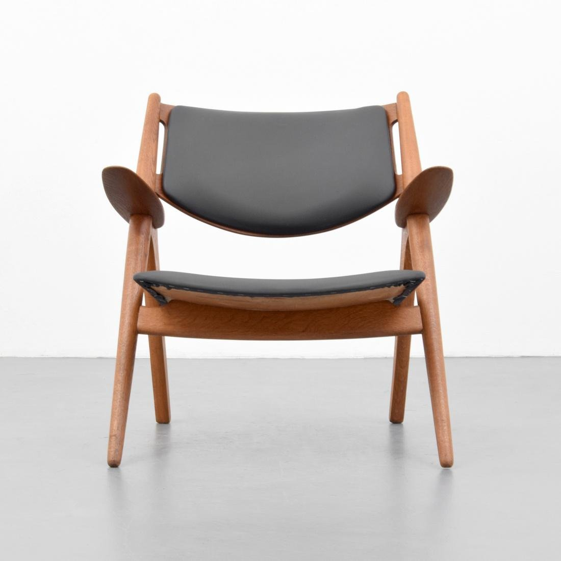 Hans Wegner SAWBUCK Arm Chair - 9