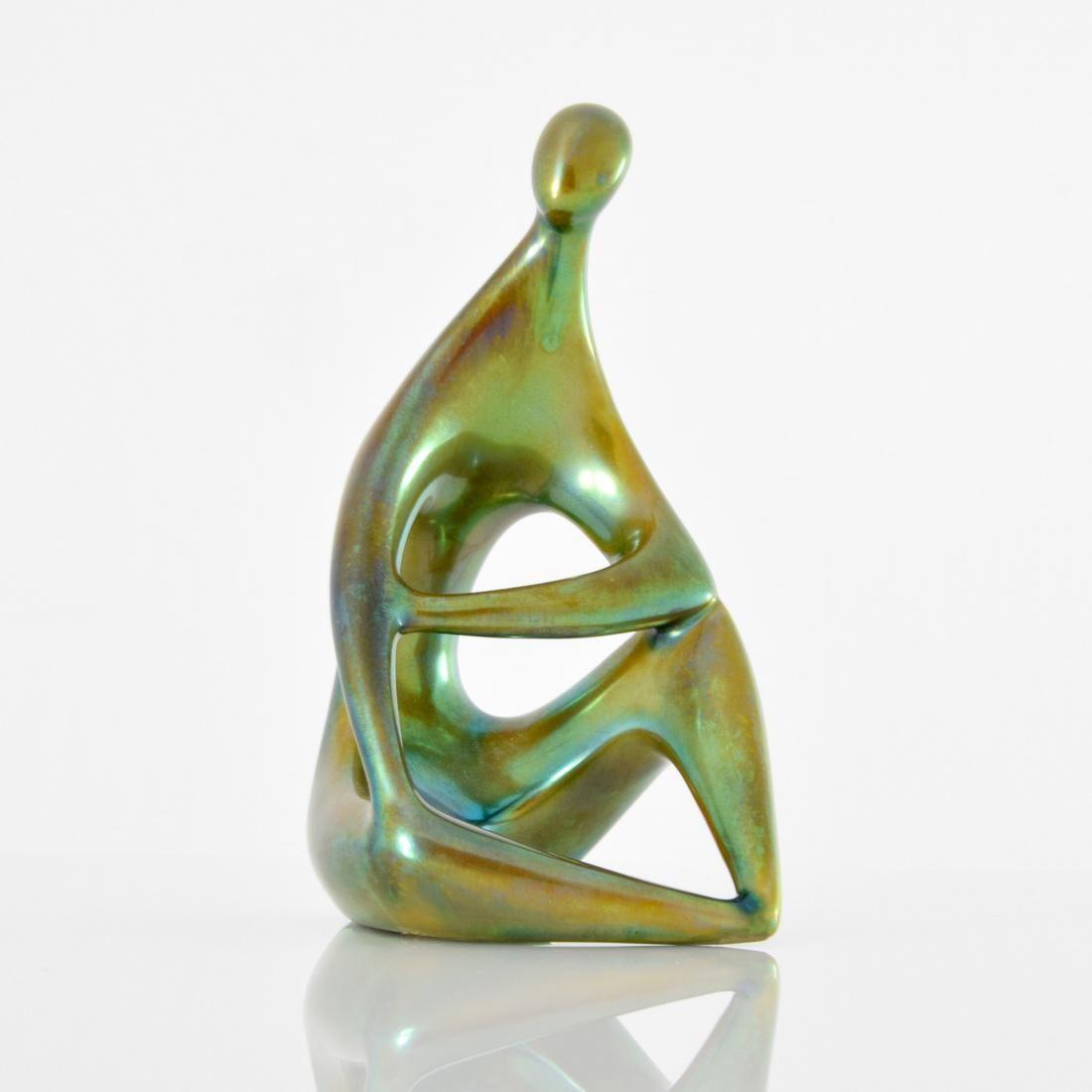 Janos Torok Figurative Sculpture