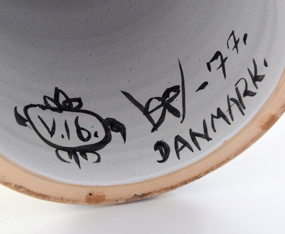 Large Bjorn Wiinblad Centerpiece/Vessel - 8