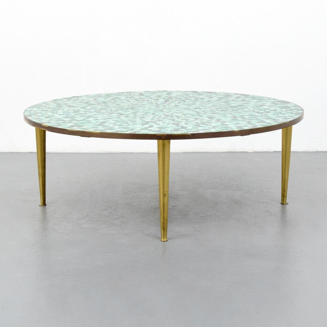 Large Coffee Table, Manner of Edward Wormley