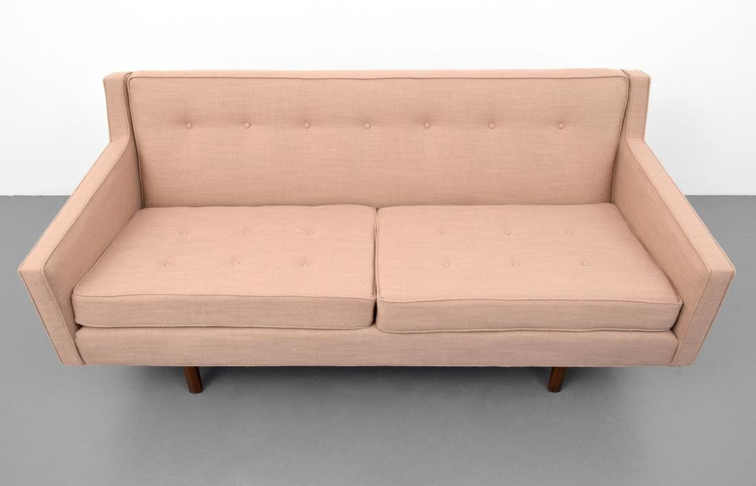 Edward Wormley BRACKET BACK Sofa - 5
