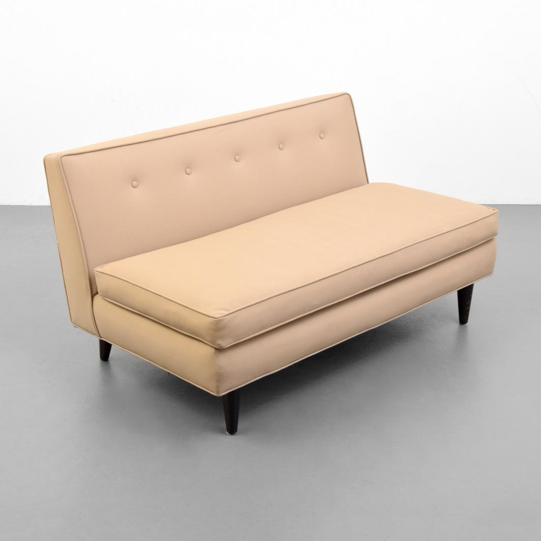 Edward Wormley Loveseat/Sofa