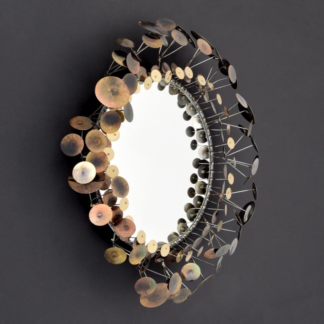 Curtis Jere RAINDROPS Mirror