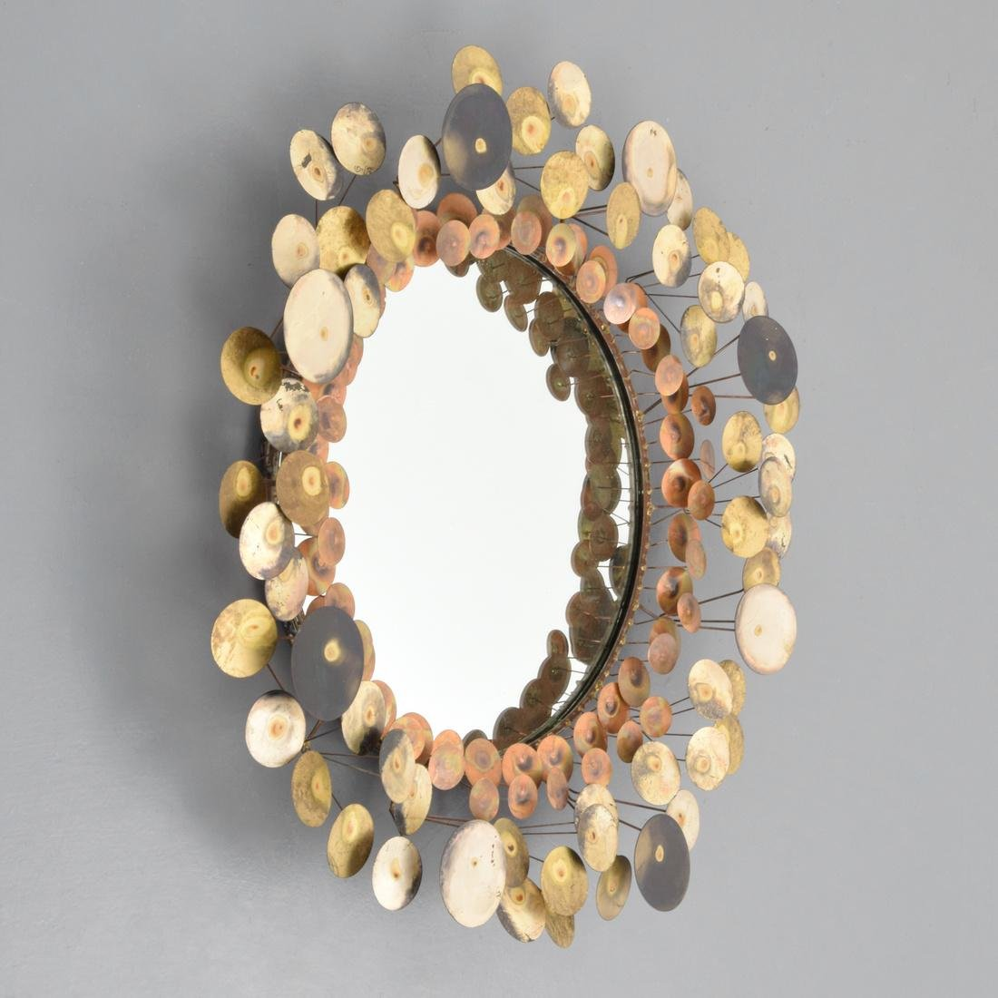 Curtis Jere RAINDROPS Mirror