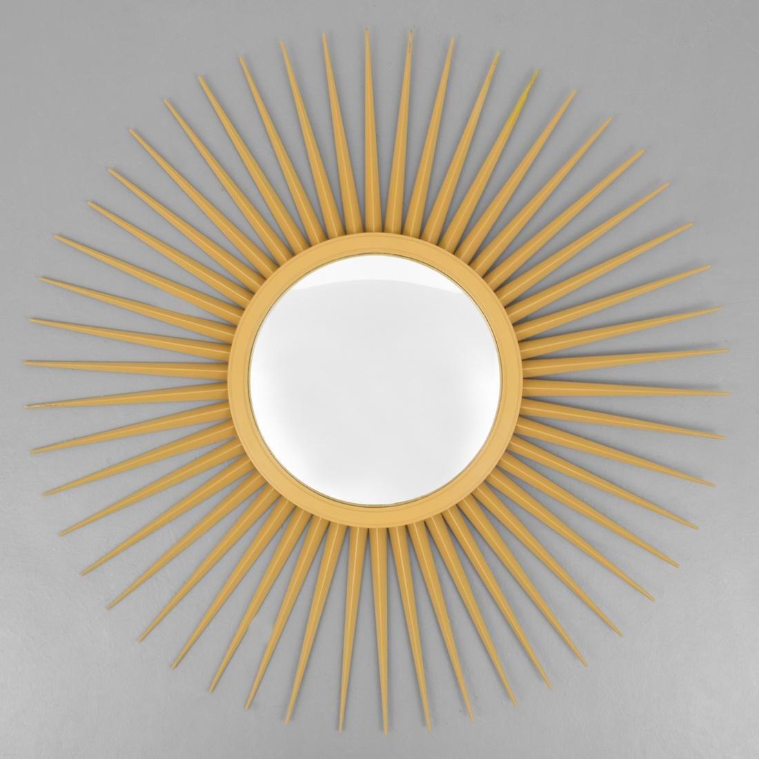 Large Parish-Hadley SUNBURST Mirror