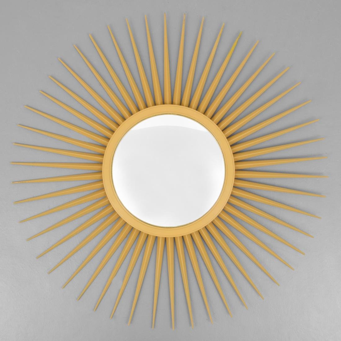 Large Parish-Hadley SUNBURST Mirror