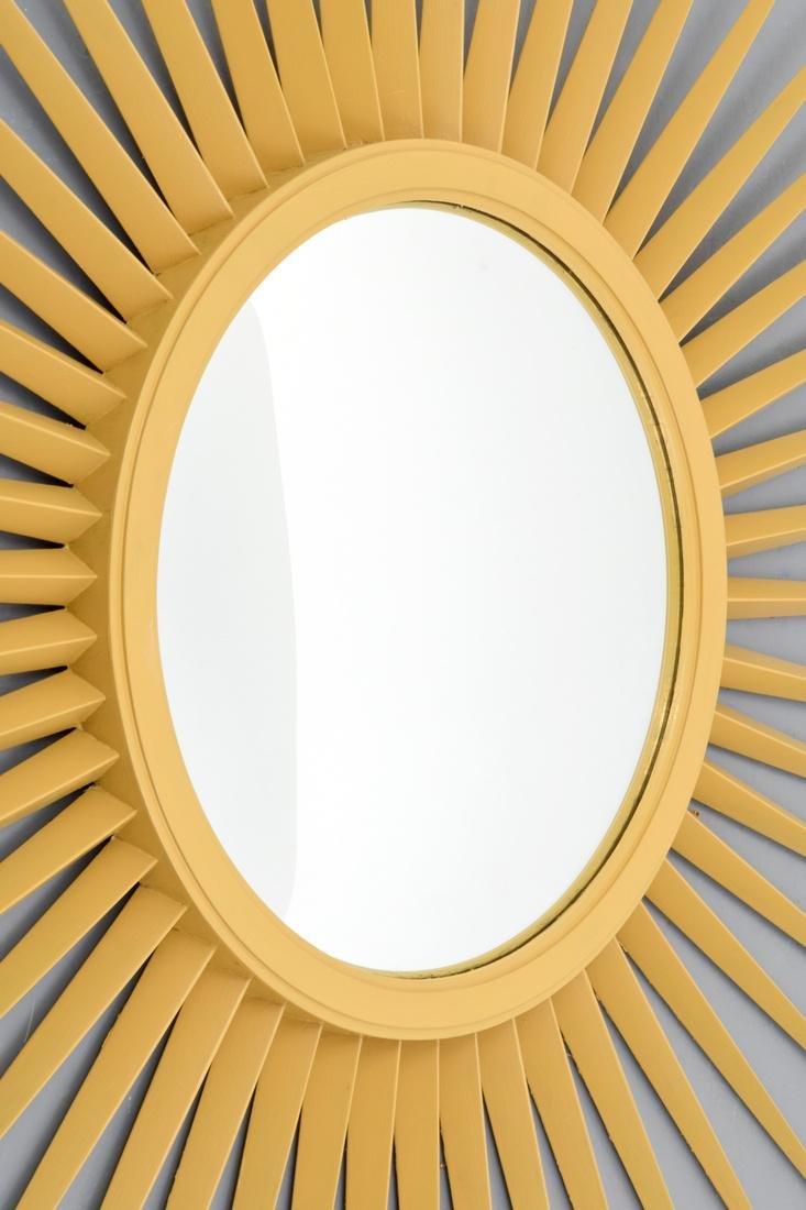 Large Parish-Hadley SUNBURST Mirror - 3