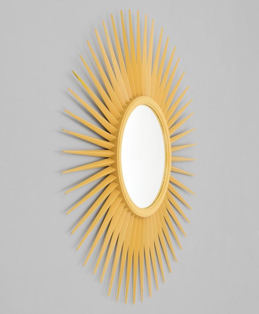 Large Parish-Hadley SUNBURST Mirror - 6