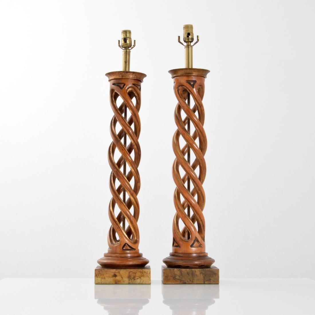 Pair of Frederick Cooper Table Lamps