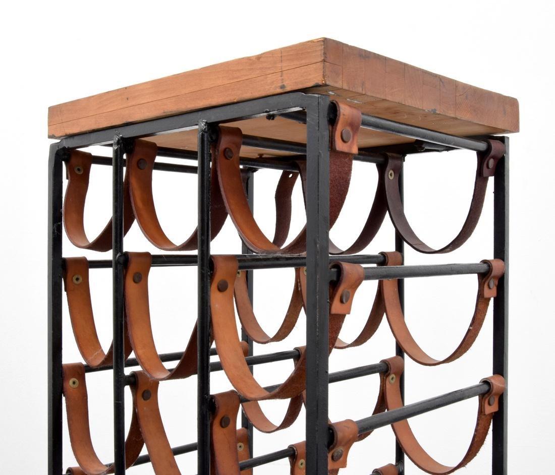 Arthur Umanoff Wine Rack - 3