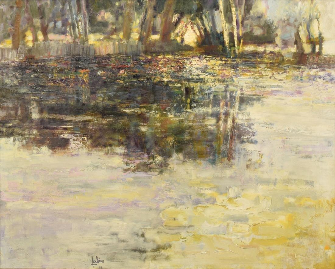 Louis Fabien Painting, Original Work
