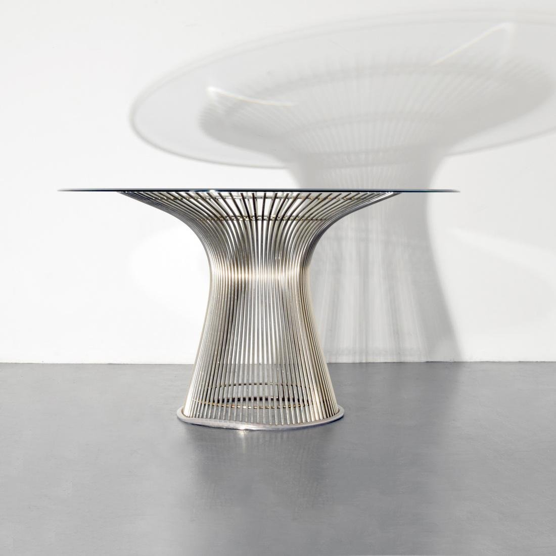 Warren Platner Dining Table