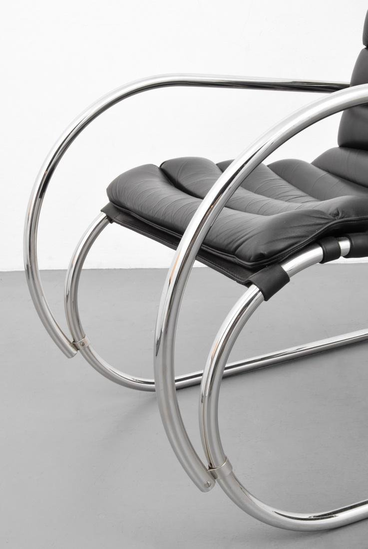 2 Mies Van Der Rohe Cantilever Chairs - 5