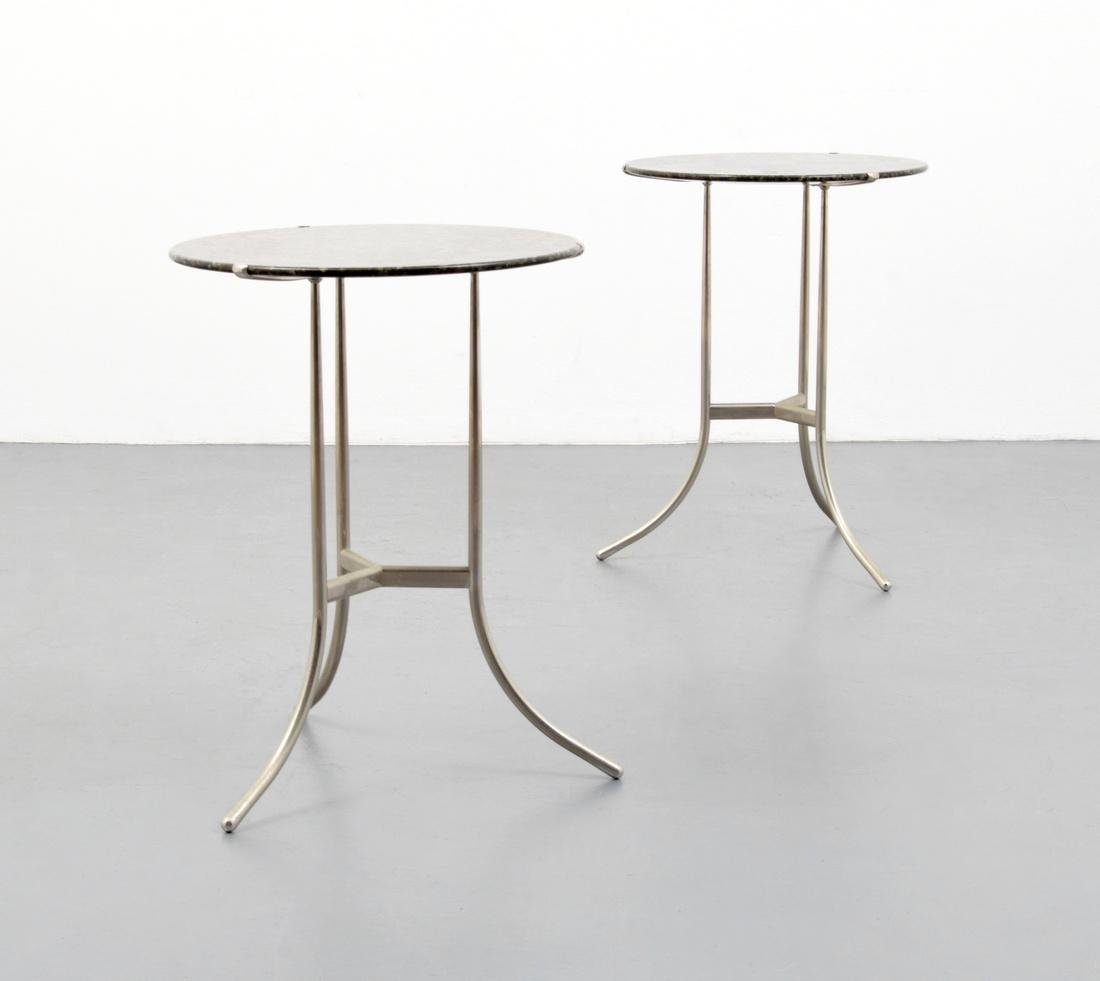 Pair of Cedric Hartman Occasional Tables