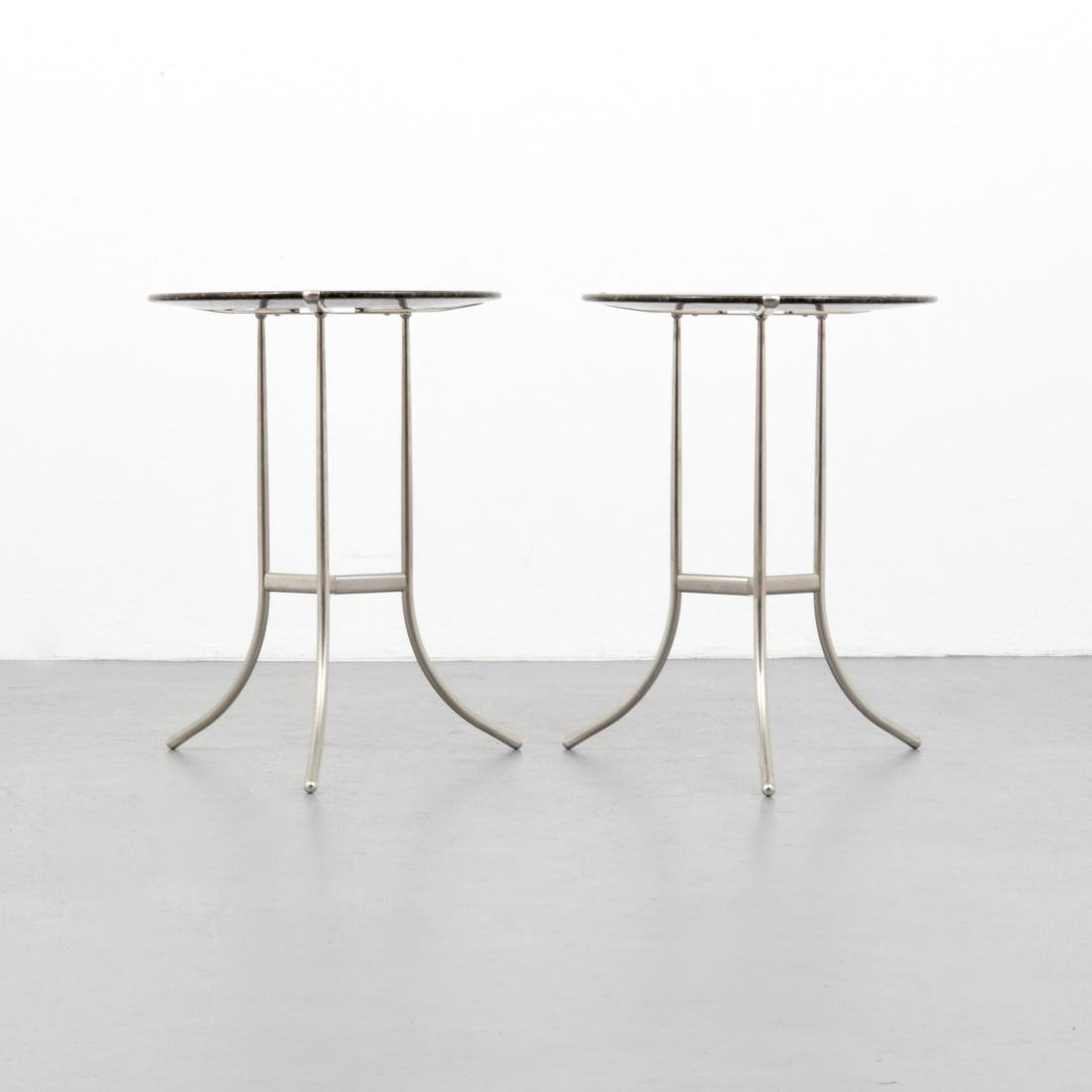 Pair of Cedric Hartman Occasional Tables - 2