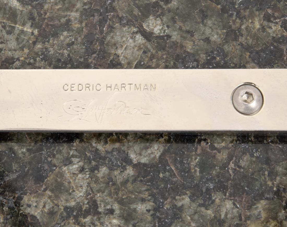 Pair of Cedric Hartman Occasional Tables - 6