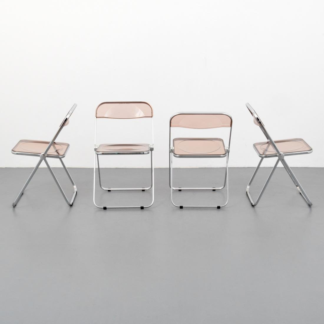 Giancarlo Piretti PLIA Folding Chairs, Set of 6 - 3