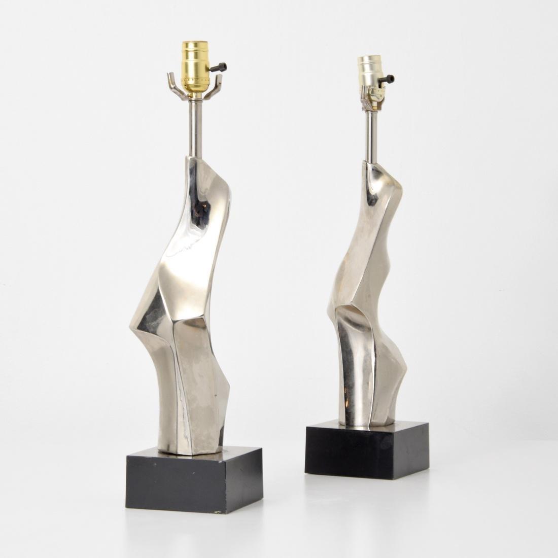 Pair of Maurizio Tempestini Lamps