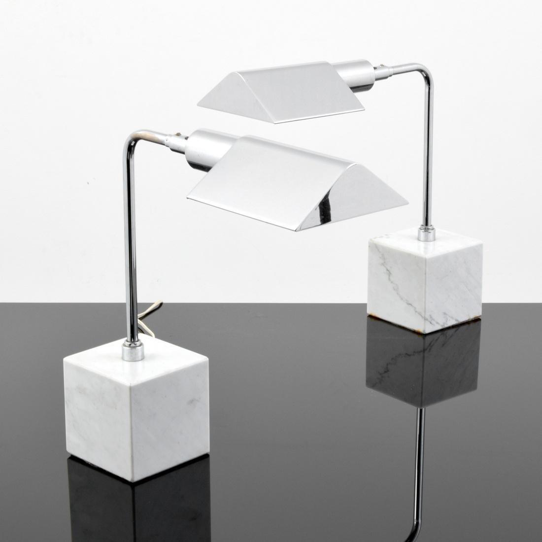 Pair of Koch & Lowy Lamps