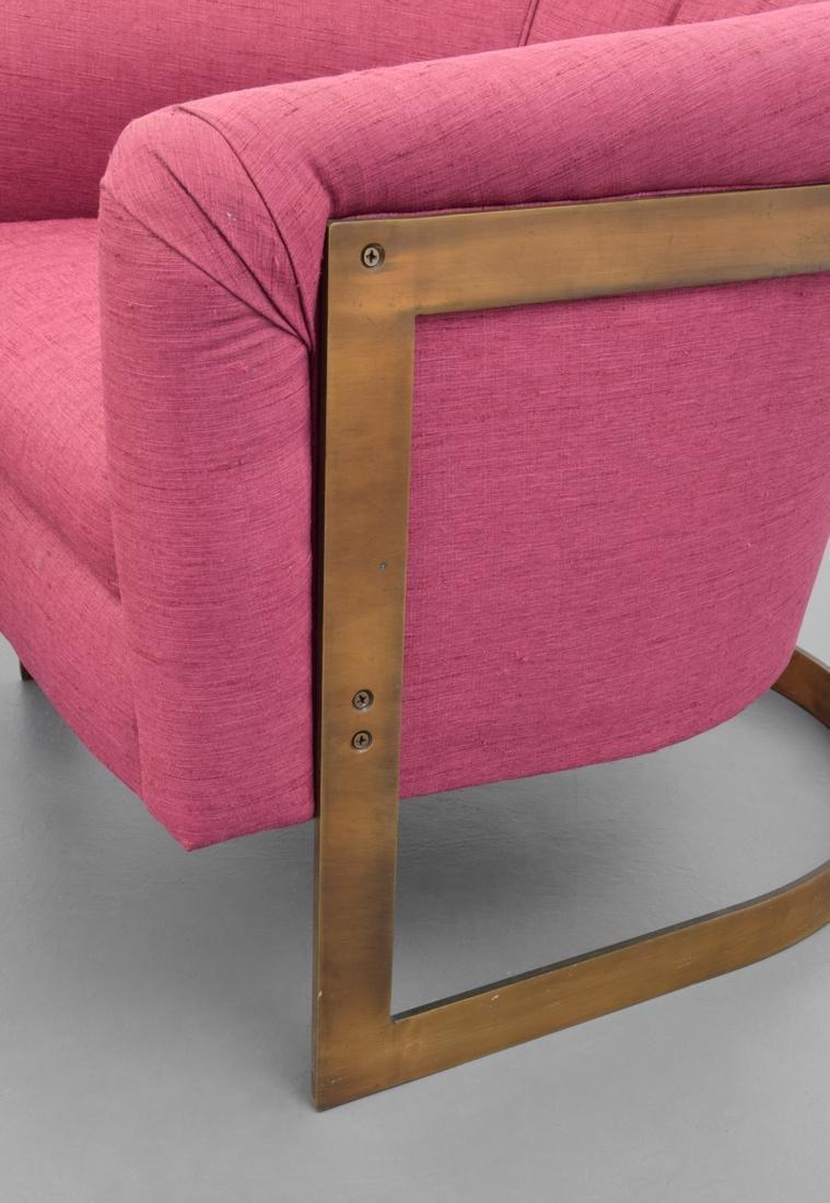 2 Milo Baughman Lounge Chairs - 4