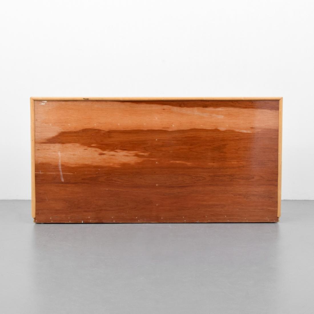 Rattan & Cane Cabinet - 3