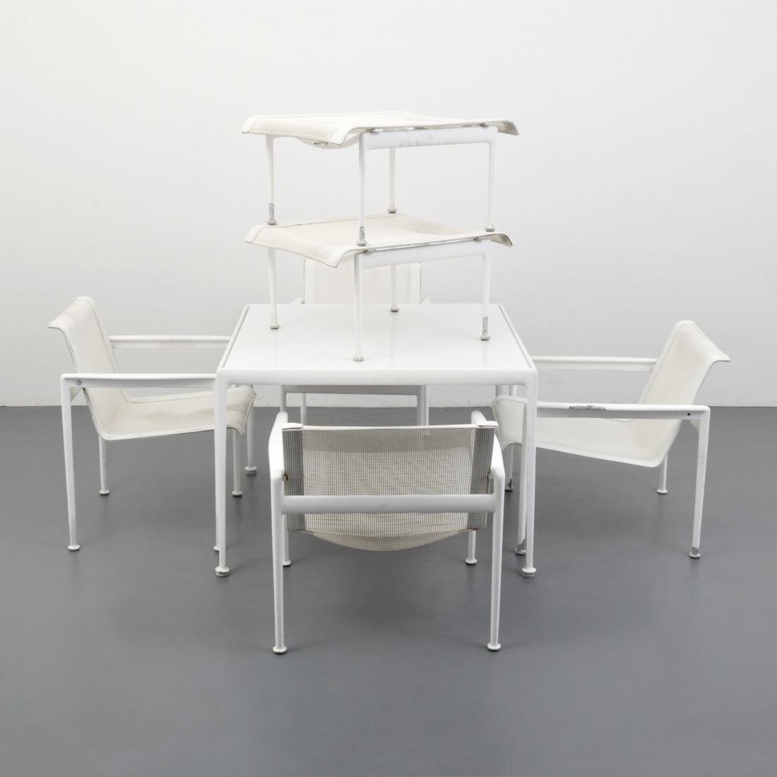 Richard Schultz Outdoor Dining Set, 7 Pieces